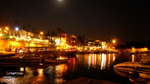 Byblos, one of the worlds oldest continuously inhabited cities (5000 BC).